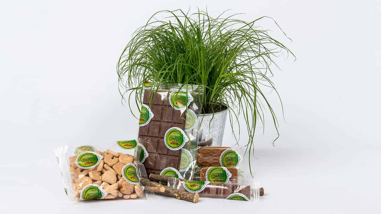 Vitrapack heeft bijna tien jaar geleden een jaar lang intern onderzoek gevoerd naar alle soorten bio-folies.