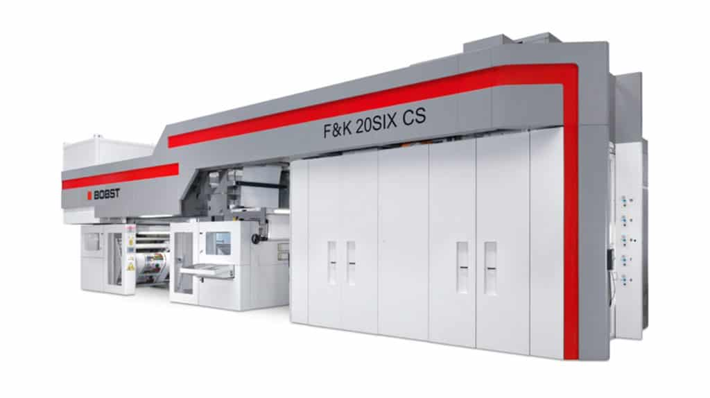 nieuwe machines voor flexodruk