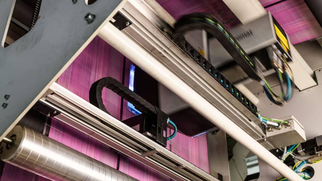 Het vervangen van het type folie met PVdC coating is geen sinecure.