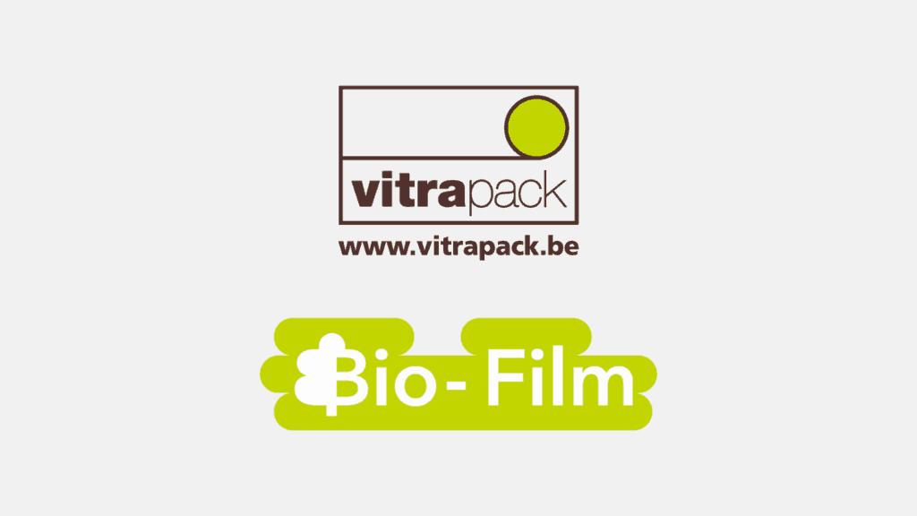 Biofolie: Vitrapack gaat graag én gedreven voor u op zoek naar de beste aanpak.